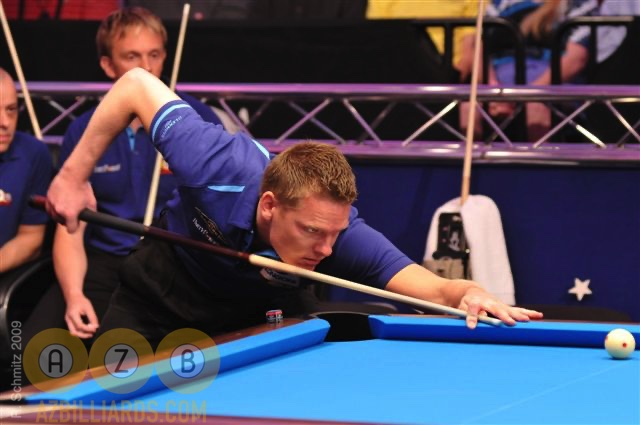 2009 Mosconi Cup Day One - Photo Gallery - AZBILLIARDS.COM